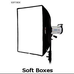 lighting soft boxes