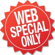 Web Specials Only