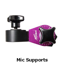 microphone supports