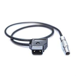 Teradek 2-Pin To P-Tap Cable 45cm