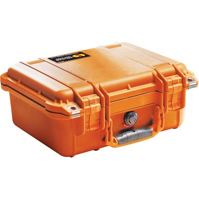 PELICAN # 1400 CASE - ORANGE