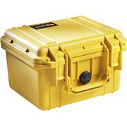 PELICAN # 1300 CASE - YELLOW