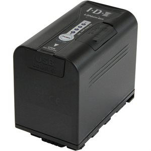 7.4V / 6400mAh Lithium Ion Battery for Panasonic