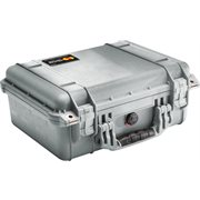 PELICAN # 1450 CASE NO FOAM - SILVER