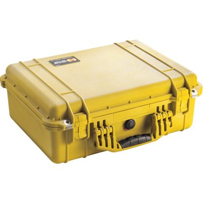 PELICAN # 1520 CASE - YELLOW