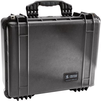 PELICAN # 1550 CASE - BLACK