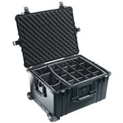 Pelican 1620 Case No Foam - Black