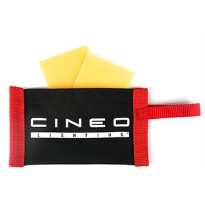 Cineo Lighting Matchbox Panel Kit. Includes (1) 2700K Phosphor Panel, (1) 4300K Phosphor Panel