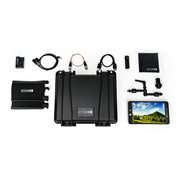 MON-702,CLEANING CLOTH,SUNHOOD,12IN  THIN HDMI CABLE,12IIN THIN SDI CABLE,DCA5 KIT,7IN STRONG ARM