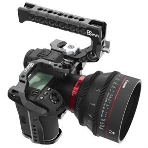 8Sinn Panasonic S1H Cage + Top Handle Scorpio (Include 8-AR28MMM)