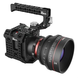 8Sinn Z CAM E2-S6 / F6 / F8 Cage + Top Handle Scorpio (Include 8-AR28MMM)