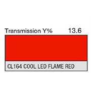 LEE FILTERS ROLL COOL LED FLAME RED