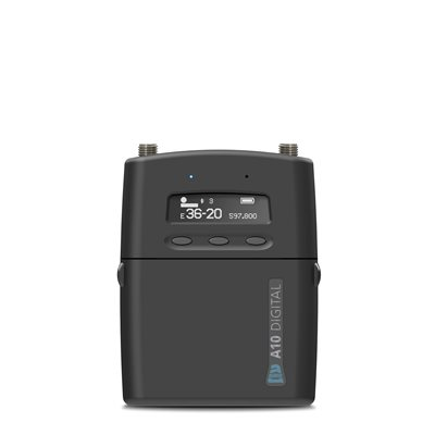 Digital portable transmitter [594-694MHz] w / Recorder + Timecode