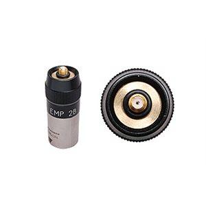 Ambient Recording Ph 48 volts / electret converter Lemo series 00 coax