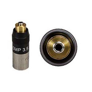 Ambient Recording Ph 48 volts / electret converter TA4M Shure