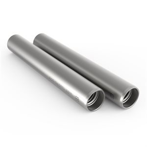 15cm 15MM Silver Rods