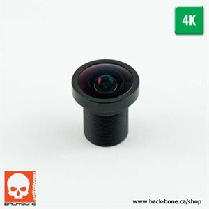 BACK-BONE 2.95MM 10MP FISHEYE LENS