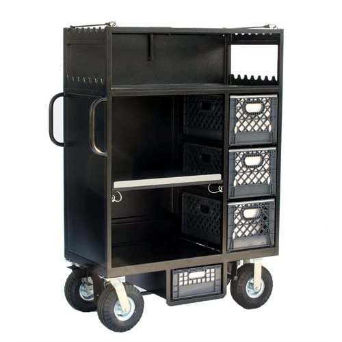 Mini Cart Additional Adjustable Shelf