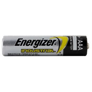 ENERGIZER AAA INDUSTRIAL BATTERY