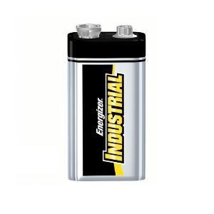 ENERGIZER 9VOLT INDUSTRIAL BATTERY