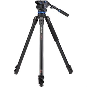 BENRO A373F Series 3 AL Video Tripod & S7 Head