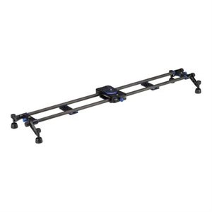 MoveOver8 18mm Dual Carbon Rail 900mm Slider Includes Case