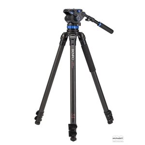 BENRO C3573F Series 3 CF Video Tripod & S7 Head