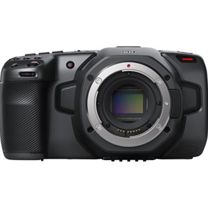 Blackmagic Blackmagic Pocket Cinema Camera 6K