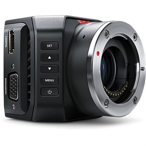 BLACKMAGIC DESIGN MICRO STUDIO CAMERA 4K X 3 BUNDLE (DEALER MUST PROVIDE END USER PO) CALL