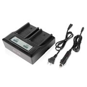 Shape SHAPE bp-u dual LCD charger