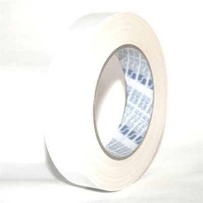 STYLUS CAMERA TAPE WHITE 25MM X 25M