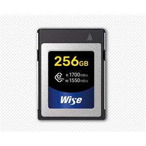 WISE ADVANCED CFexpress 256GB