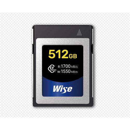 Wise CFX-B512 CFexpress 512GB