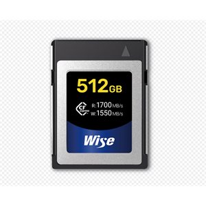 WISE ADVANCED CFexpress 512GB