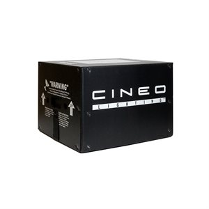 Cineo Lightweight Maverick case. Fits all Maverick series fixtures.