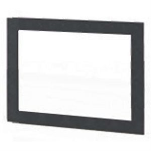 CINEO LIGHTING LS GEL FRAME, BLACK ANODIZED ALUMINUM