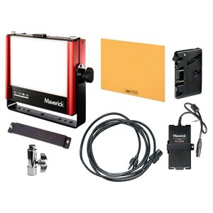 Cineo Maverick3 High Color Portable A / B Gold-Mount Kit