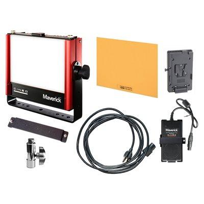 Cineo Maverick3 high-output Bi-Color Portable V-Mount Kit