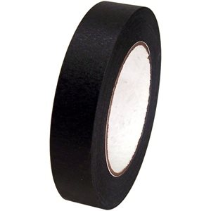 PERMACEL PHOTOGRAPHIC MASKING TAPE 1: BLACK