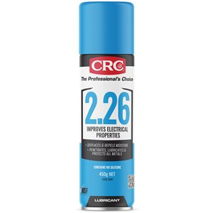 CRC INDUSTRIES 2.26 ELECTRICAL LUBRICANT SPRAY