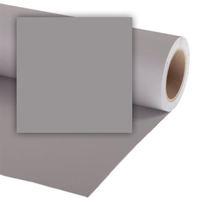 COLORAMA 1.35 X 11M CLOUD GREY