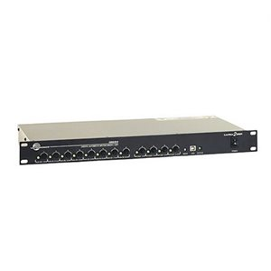 LECTRO DIGITAL MATRIX AUDIO PROCESSOR, 8 IN, 4 OUT, KNOBS