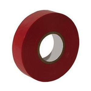 ELECTRICAL TAPE RED 20M X 18MM