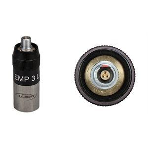 Ambient Recording Ph 48 volts / electret converter Lemo 00 3-pin,