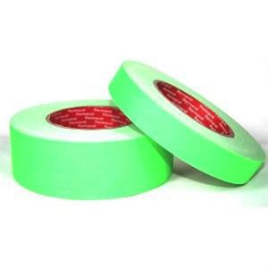 FLUORO TAPE GREEN 24MM X 45M
