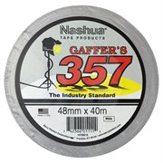 Nashua 357 Gaffer's Tape  - Silver 48mm x 40m