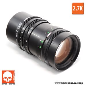 BACK-BONE ZOOM LENS 8-48MM