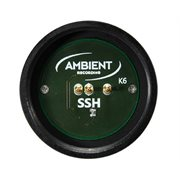 Ambient Recording Adapter for Sennheiser 2000 capsules to Shure compatible TX