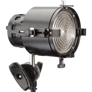 BEE 50-C Adjustable Fresnel Omni-Color LED Light