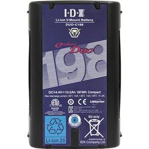 IDX 191Wh LI-ION V-MOUNT BATTERY